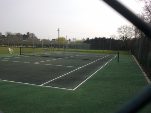 All Weather Tennis Court